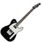 Squier J5 Telecaster in Black (Laurel Fingerboard)