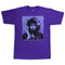 Fender Limited Edition Jimi Hendrix Kiss The Sky T-Shirt - Small - Purple