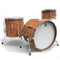 British Drum Company Lounge Club Series Shell Pack in IronBridge