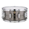 "Ludwig Black Beauty 14""x6.5"" Brass Snare - Imperial Lugs"