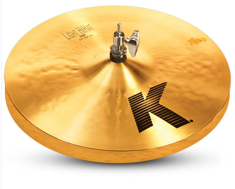 Zildjian K 14 Light Hi-Hats