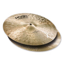 "Paiste Masters Collection 14"" Dark Hi Hats"