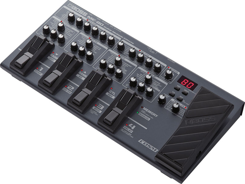Boss ME-80 Guitar Multi Effects