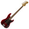 Fender Nate Mendel Signature Roadworn Precision Bass in Candy Apple Red