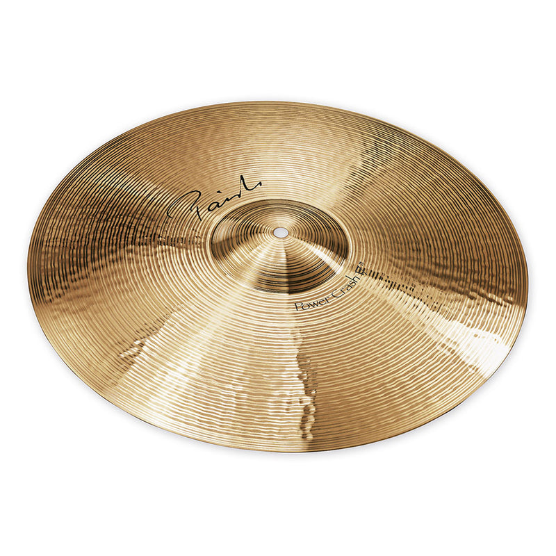 "Paiste Signature 17"" Power Crash"