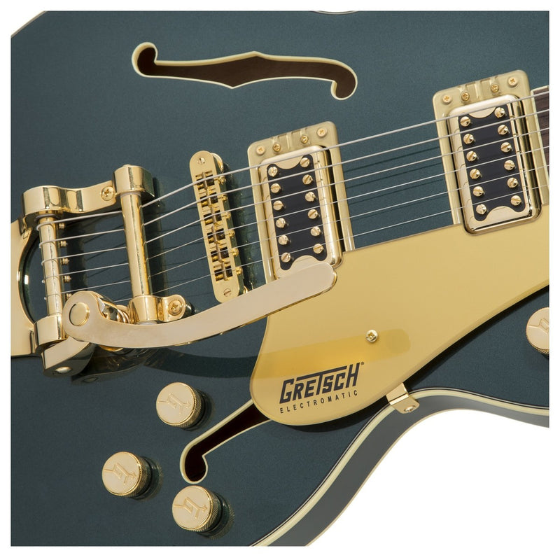 Gretsch G5655T Electromatic Centre-Block in Cadillac Green