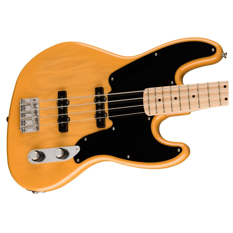 Squier Paranormal '54 Jazz Bass - Maple Neck - Butterscotch Blonde