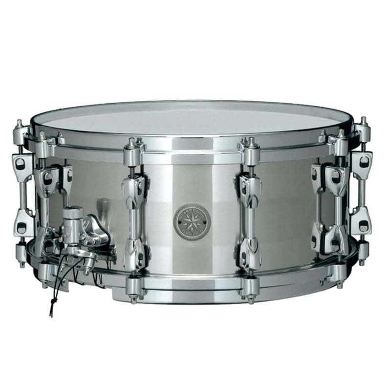 "Tama Starphonic Stainless Steel 14""x6"" Snare Drum"