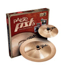"Paiste PST 5 Effects Pack (10"" Splash & 18"" China)"