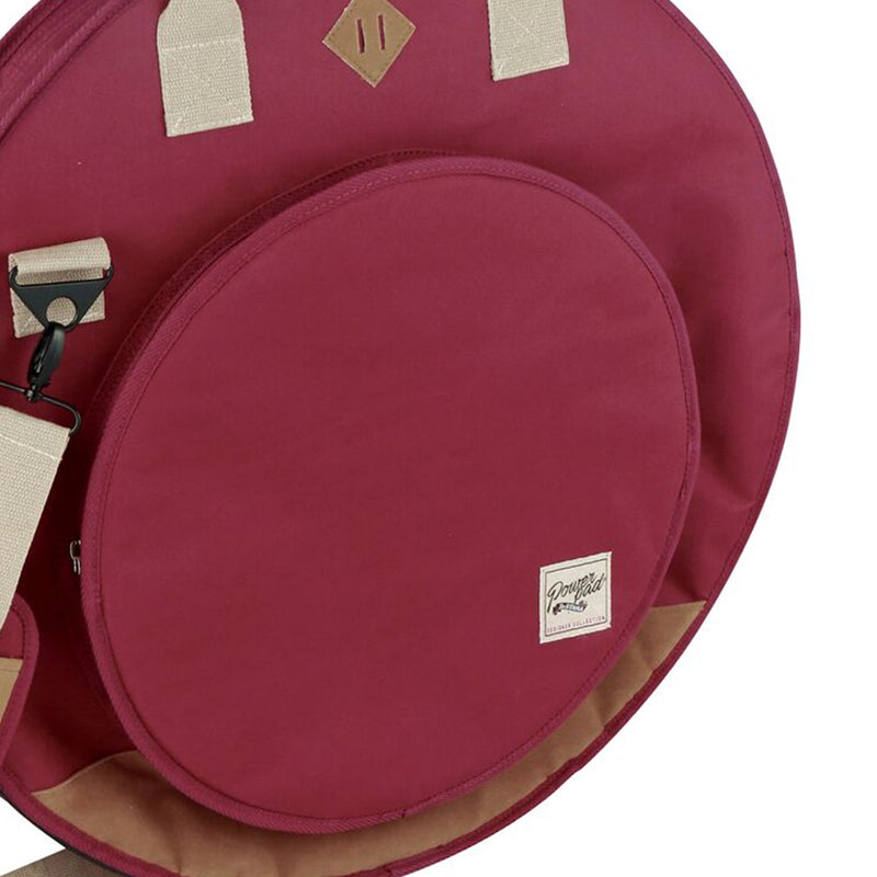 Tama PowerPad Designer Cymbal Bag - Wine Red