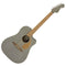 Fender Redondo Player Electro-Acoustic Guitar in Slate Satin
