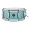 "Gretsch Renown Maple 14""x6.5"" Snare Drum in Turquoise Sparkle Lacquer"