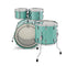 "Gretsch Renown Maple 22"" Fusion Shell Pack in Premium Turquoise Sparkle"
