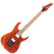 Ibanez Prestige RG652AHMS-OMF In Orange Metallic Burst Flat
