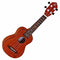 Ortega Bonfire Series Soprano Ukulele with Sapele Top