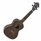 Ortega Earth Series Concert Ukulele in Coal