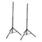 Quik Lok Aluminium PA Speaker Stands (Pack of 2)