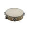 "Stagg 8"" Pretuned Wooden Tambourine - 2 Rows of Jingles"