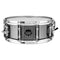 "Mapex Armory Series 14""x5.5"" Polished Steel Snare Drum ""The Tomahawk"""