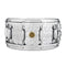 "Gretsch USA Hammered Chrome Over Brass 14""x6.5"" Snare Drum"