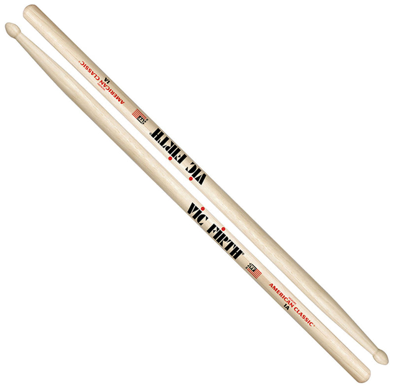 Vic Firth American Classic 1A - Wood Tip