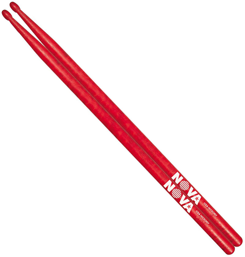 Vic Firth NOVA Rock in Red - Wood Tip