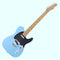 Fender Vintera '50s Telecaster Modified in Daphne Blue