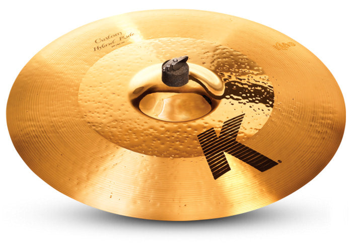Zildjian K1250 K Custom Hybrid Pack - Includes Free 18 K Custom hybrid Crash