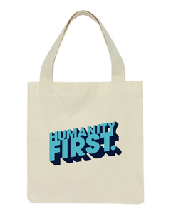 Humanity First Tote