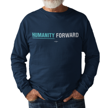 Load image into Gallery viewer, Humanity Forward Long Sleeve Tee