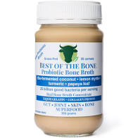 Best Of The Bone Broth Probiotic 375g