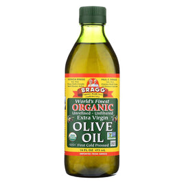 Bragg Organic Olive Oil 473ml