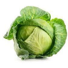 Cabbage Green Whole each