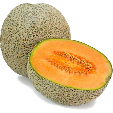 Rockmelon 1/2 each