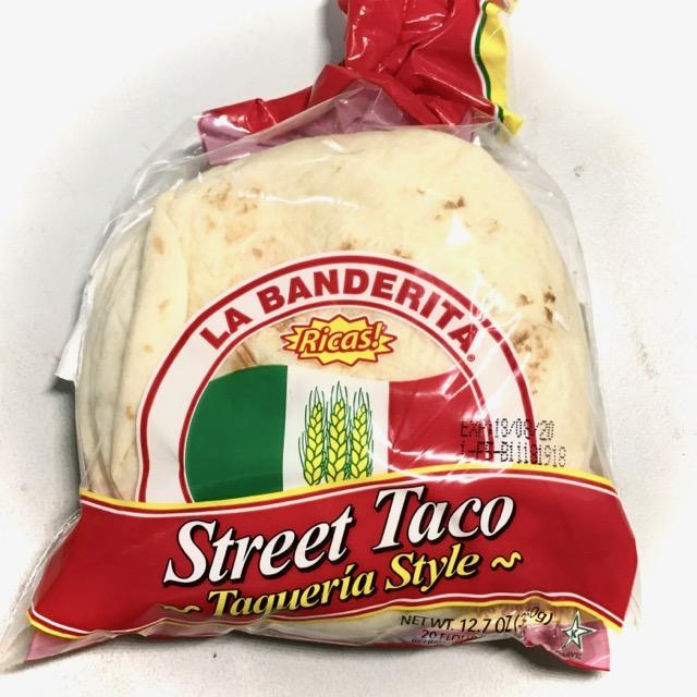 Street Taco 20 Pack