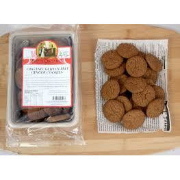 Britts organic Gluten Free Ginger Cookie