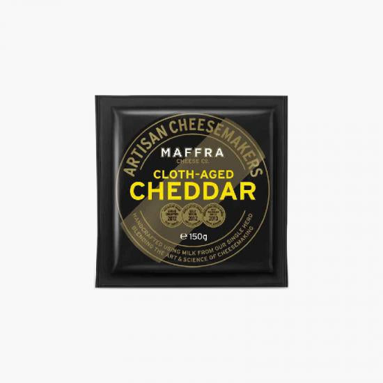 Artisan Cheesemakers Aged Cloth Cheddar 150g