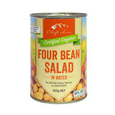 Chefs Four Bean Salad 400g