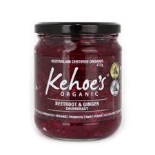 Kehoes Beet Ginger 410g