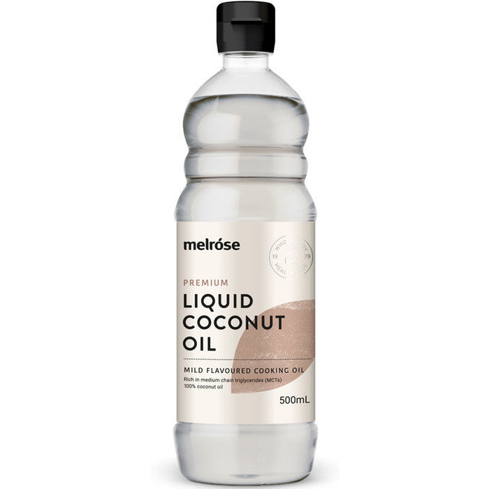 Melrose Liquid Coconut Oil 500ml
