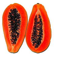Papaya Whole min. 1.1kg