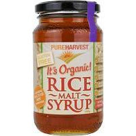 Rice Syrup 500g Pure Harvest