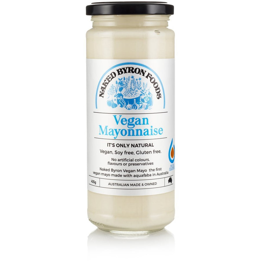 Naked Byron Vegan Mayonnaise 435g