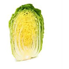 Cabbage Wombok 1/2 each