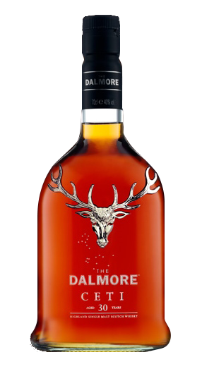 Dalmore Ceti 30 year old Highland Single Malt Scotch Whisky, bottled at 45%