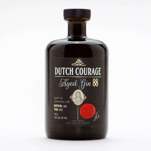 Dutch Courage Aged Gin 88 in Hong Kong, by Zuidam Distillers