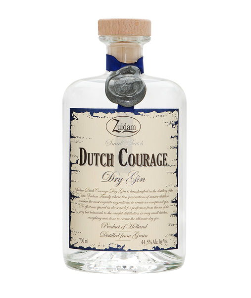 DUTCH COURAGE DRY GIN                                                                                                                                .