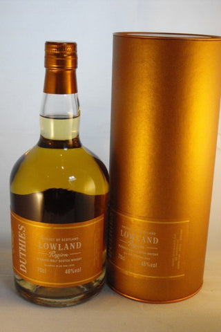 DUTHIES LOWLAND REGION Blended Malt, 46% by Cadenhead's