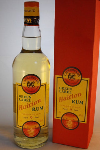 HAITI RUM, 9 years old, 46% by Cadenheads in Hong Kong