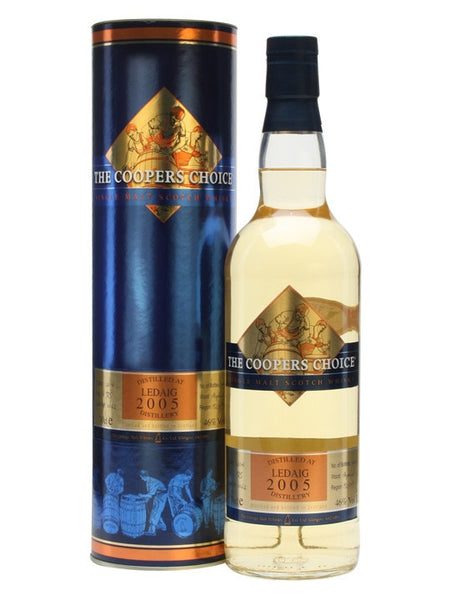Ledaig 9 year old, Island Single Malt Scotch Whisky in Hong Kong